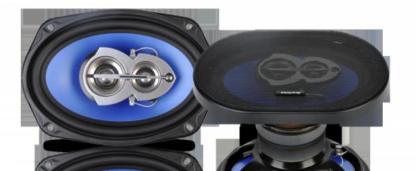 """Głośnik samochodowy PY-AQ694C 6""""x9"""""""