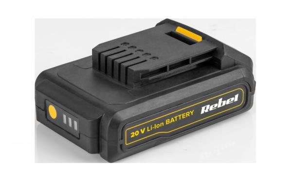 Bateria akumulatorowa 20V, 2A Rebel Tools