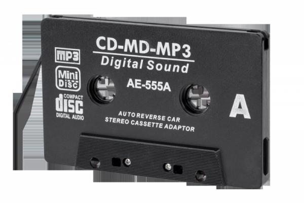Adaptor samochodowy CD/MD-kaseta