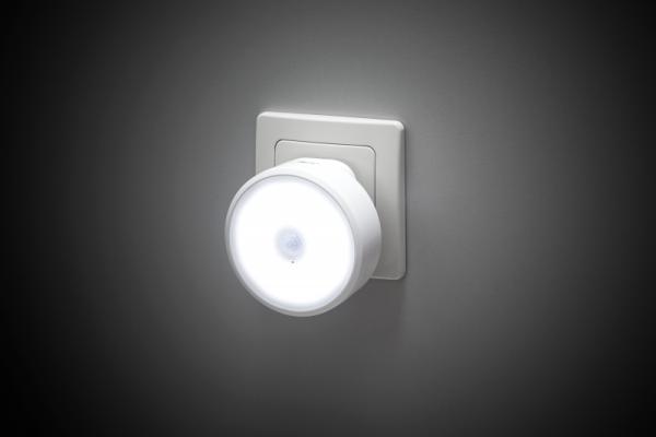Dzwonek bezprzewodowy do drzwi z funkcją światła nocnego- 58 melodii