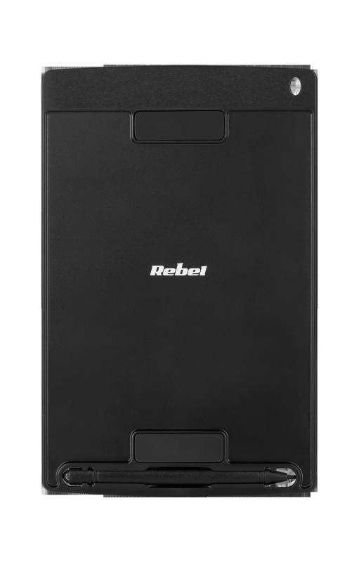 """Elektroniczny notatnik, tablet graficzny do rysowania 8,5"""" multikolor Rebel"""