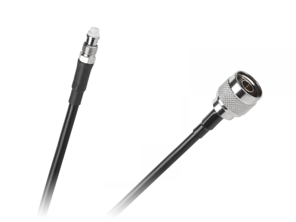 Kabel przyłącze H155 10m gniazdo FME - wtyk N
