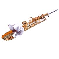 Wycior do saksofonu sopranowego fajka BG A33C