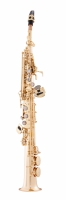 Saksofon sopranowy LC Saxophone S-602CL clear lacquer
