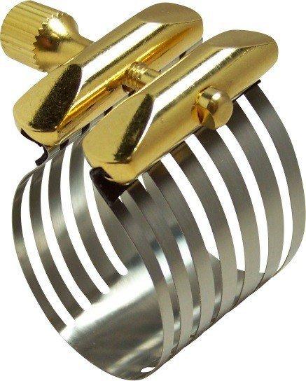 Ligaturka do saksofonu sopranowego Rovner Platinum