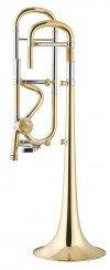 Puzon tenorowy Bb/F Stomvi TB5300 Titan gold brass