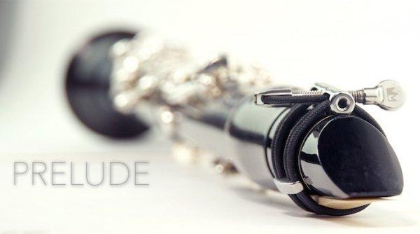 Ligaturka do saksofonu altowego Silverstein Prelude
