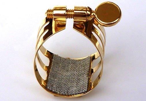 Ligaturka do klarnetu B/A Ligaphone CL.AS Gold-plated