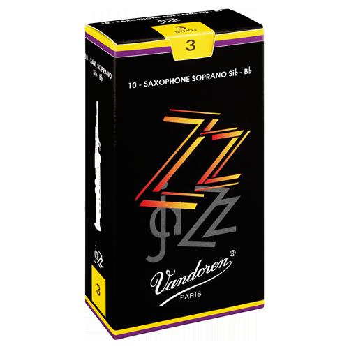 Stroiki do saksofonu sopranowego Vandoren ZZ