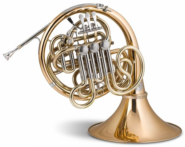 Waltornia podwójna F/B Stomvi Titan Cinco Kruspe gold brass lakierowana