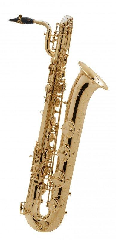 Saksofon barytonowy Henri Selmer Paris Serie III GG gold lacquer