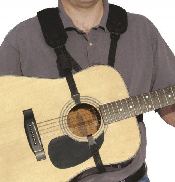 Szelki do gitary klasycznej Neotech Acoustic Guitar