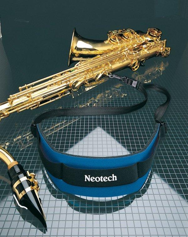 Pasek do saksofonu Neotech Soft Royal Regular