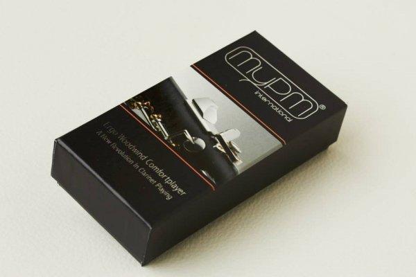 Podpórka pod kciuk do klarnetu B/A MyPM Ergo Woodwind Comfortplayer