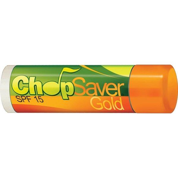 Pomadka do ust z filtrem UV ChopSaver Gold