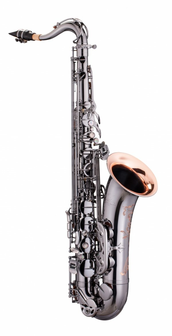 Saksofon tenorowy LC Saxophone T-603BD black blated finish