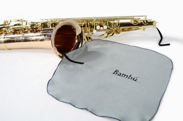 Wycior z mikrofibry do saksofonu tenorowego Bambu PL07