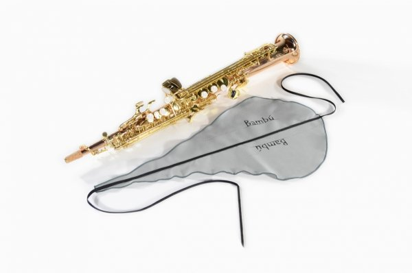Wycior z mikrofibry do saksofonu sopranowego Bambu PL03