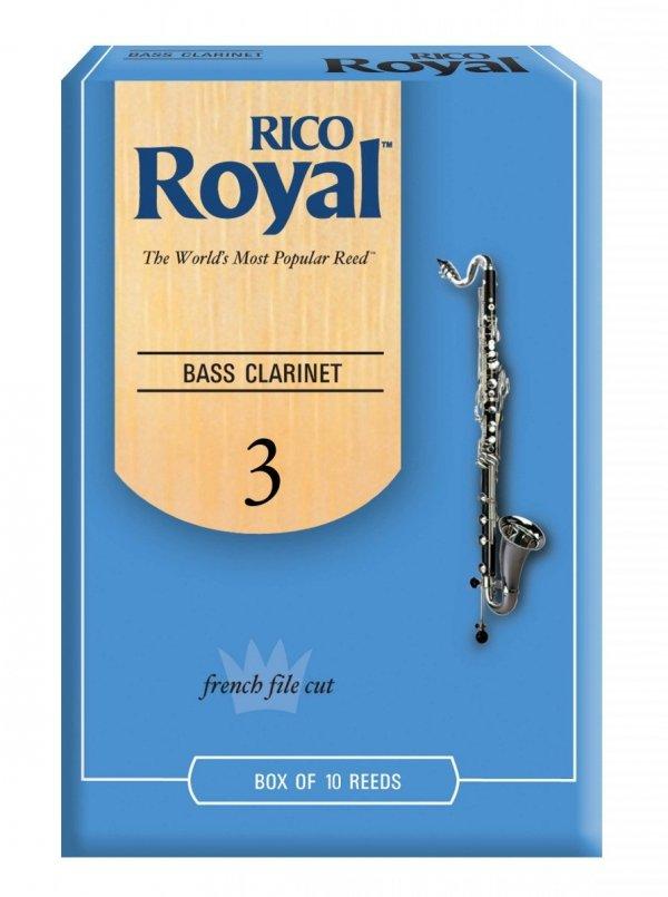 Stroiki do klarnetu basowego Rico Royal
