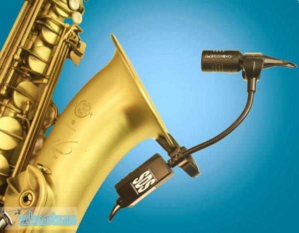 Mikrofon bezprzewodowy do flugelhornu SD Systems LDM 94 W(ireless)