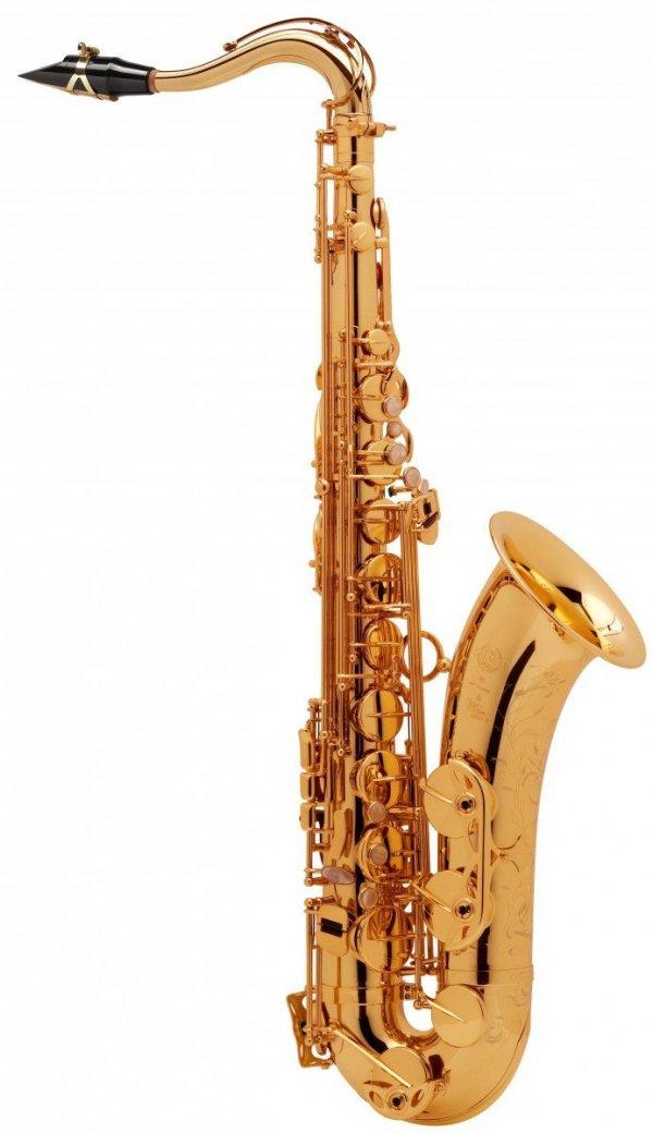 Saksofon tenorowy Henri Selmer Paris Super Action 80/Serie II AUG gold plated