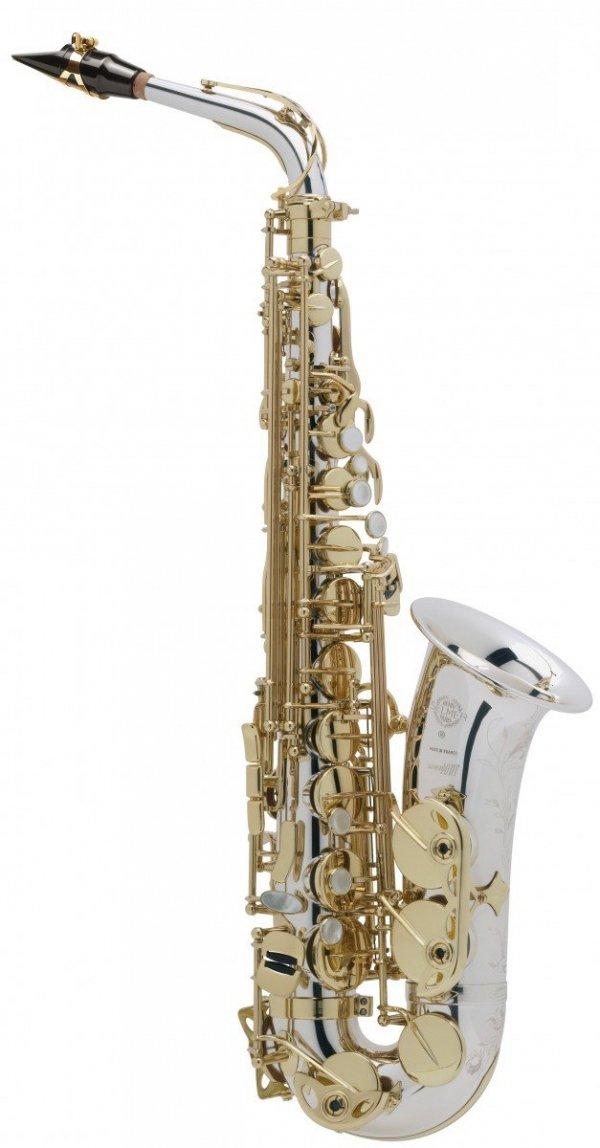 Saksofon altowy Henri Selmer Paris Serie III AMG VO sterling silver