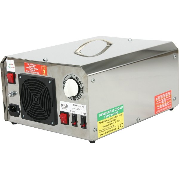 GENERATOR OZONU OZONATOR ZY-H170