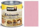 Wosk dekoracyjny do drewna Saicos Colorwachs 0,75 L RÓŻOWY
