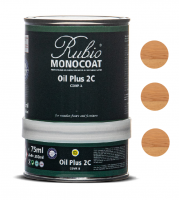 Olej Rubio Monocoat Oil Plus 2C bezbarwny 350 ml