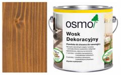 Osmo Wosk Olejny Dekoracyjny 3166 ORZECH opak. 2,5 L