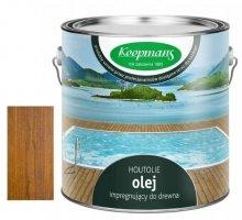 Koopmans Houtolie olej do drewna 2,5 L palisander