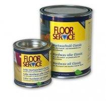 Floor Service Wosk Twardy Olejny kolor Havana 810