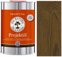 Olej do podłóg i mebli Oli-Natura Projektöl 1 L NUSSBAUM