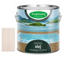 Olej Koopmans Houtolie 2,5 L biały alpejski 010