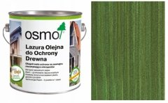 Osmo Lazura Olejna do Ochrony Drewna 729 choinkowa zieleń 0,75 l