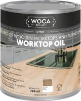 Olej do blatów kuchennych Woca Worktop Oil NATURALNY 0,75 L