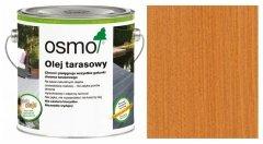 Osmo Olej Tarasowy 009 opak. 2,5 L MODRZEW