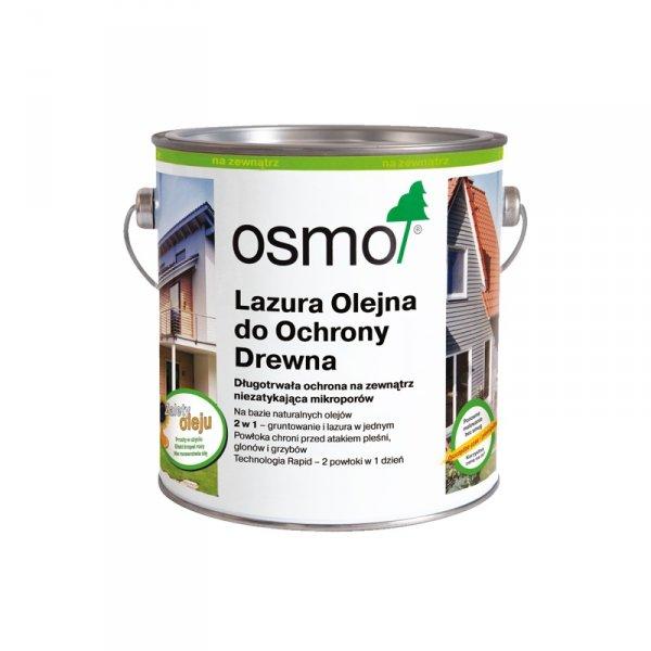 Osmo Lazura Olejna do Ochrony Drewna 702  opak.  0,75 L (modrzew)