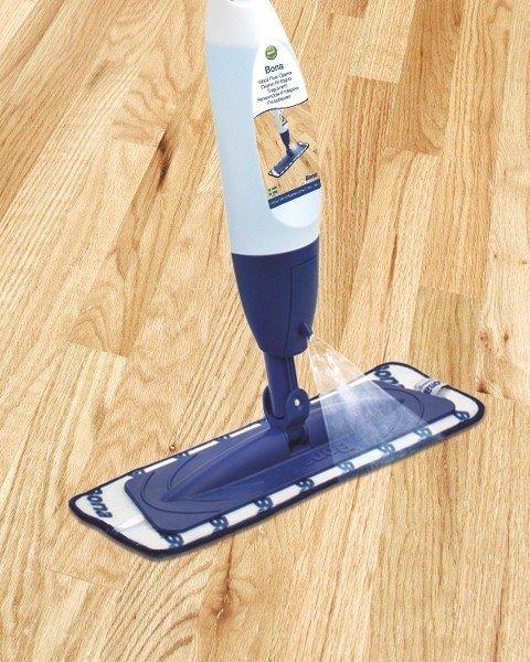 Bona Spray Mop zestaw pielęgnacyjny do podłóg lakierowanych i olejowoskowanych