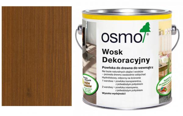 Osmo Wosk Olejny Dekoracyjny 3144  LAPACHO opak. 125 ml
