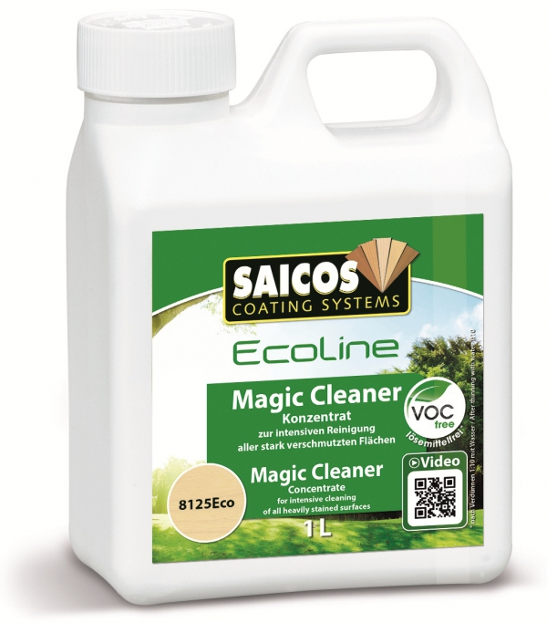 Saicos Ecoline Magic Cleanser intensywny zmywacz (koncentrat)
