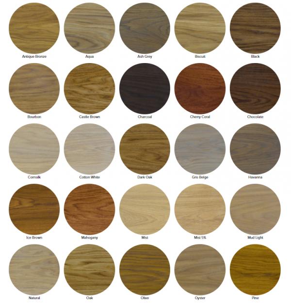 Olej Rubio Monocoat Oil 2C Plus 350ml Dark Oak