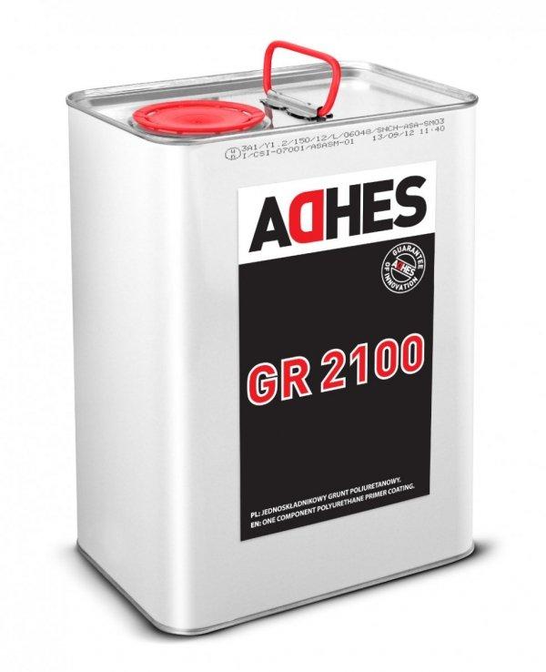 Adhes GR 2100 grunt poliuretanowy rozpuszczalnikowy