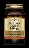 Solgar Folian (Metafolin®) 400 µg