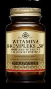 """Solgar Witamina B-kompleks """"50"""""""