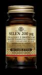 Solgar Selen 200 µg związany z drożdżami