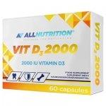 Allnutrition D3 2000 60 kap