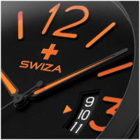 SWIZA watches & knives