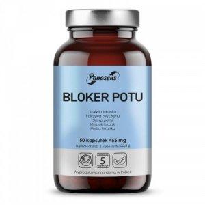 Panaseus Bloker potu 90 kaps.
