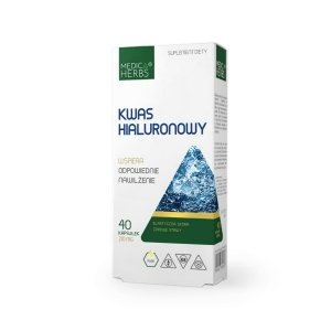 Medica Herbs Kwas hialuronowy